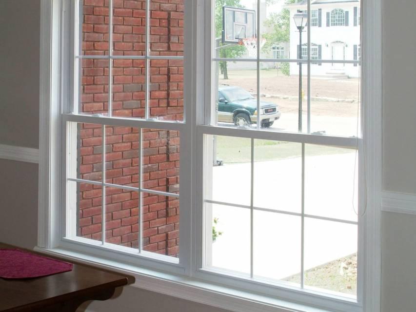Tilt Twist Windows : Double hung tilt windows majesticon inc